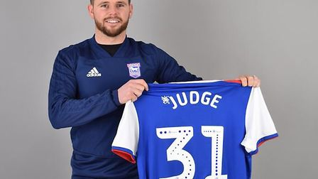 Ipswich Town have signed Alan Judge for a nominal fee from Brentford. Photo: ITFC