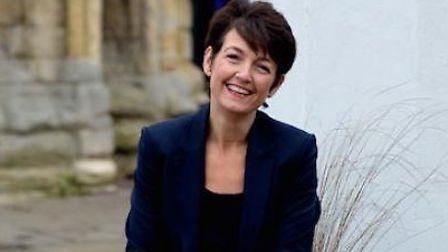 Bury St Edmunds MP Jo Churchill Picture: CONTRIBUTED