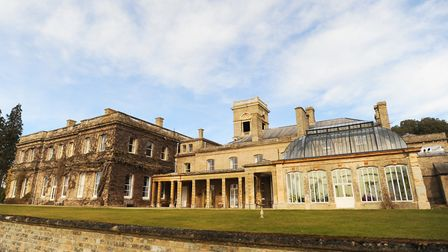 Stowlangtoft Hall Picture: GREGG BROWN