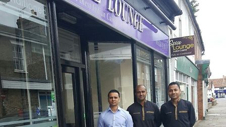 Spice Lounge, in Mildenhall, is hosting a fundraising evening for the Priory School in Bury St Edmun