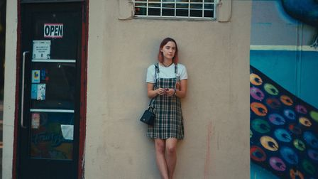 Lady Bird is Greta Gerwig's directorial debut. Picture: UNIVERSAL PICTURES