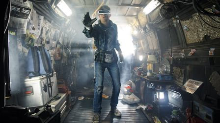 Ready Player One, by Steven Spielberg is one of the films of the year. Photo: Warner Bros / JAAP BUI