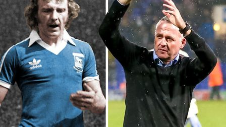Paul Lambert has backed the campaign for a statue in honour of Kevin Beattie. Picture: ARCHANT