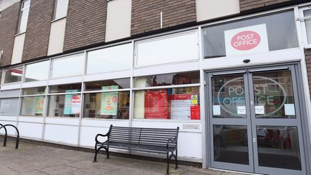 Sudbury's former East Street post office is set to be turned into business units and flats Picture: