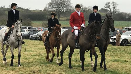 The 2004 Hunting Act mans that participants and their hounds cannot intentionally harm a wild animal