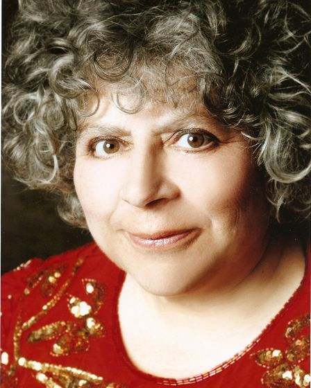 """Miriam Margolyes who stars in the short film """"Ethel"""". Picture: ARCHANT"""