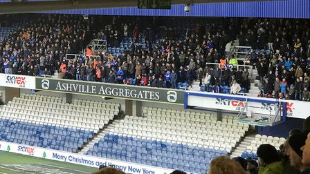 Ipswich Town fans react to today's 3-0 defeat at QPR