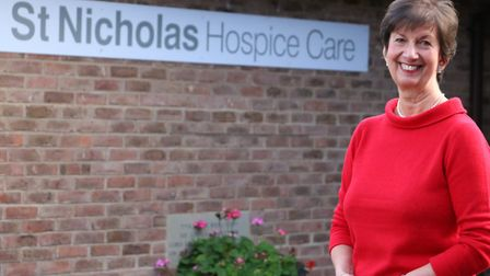 Dr Barbara Gale, chief executive of St Nicholas Hospice Care, has been made an MBE in recognition of
