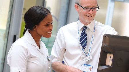 Dr Stephen Dunn who has been awarded a CBE in the New Year's Honours list 2019