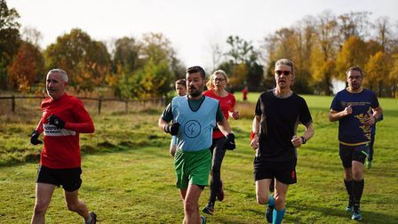 Parkrun has proved to be a huge success in Suffolk Picture: Vanessa Thorpe