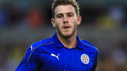 Ipswich Town are set to sign Leicester City left-back Callum Elder on oan. Photo: PA