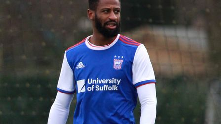 Janoi Donacien has completed a permanent move to Ipswich Town. Picture: ROSS HALLS