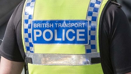 A British Transport Polcie officer was found not guilty of assault. Picture: ARCHANT