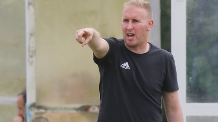 Stow assistant boss Paul Musgrove. Photo: Gary Donnison Photography