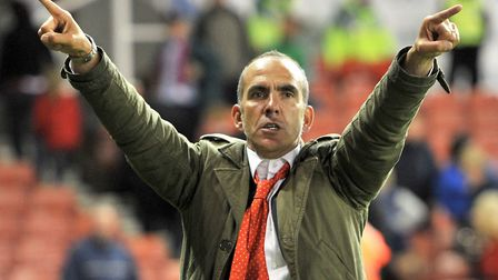Swindon Town manager Paolo Di Canio was the first to take a chance on Jackson, but left his job at t