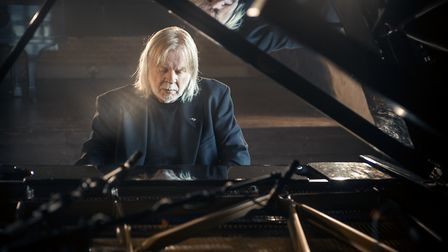 Rick Wakeman, who has featured as part of the Bury St Edmunds Festival line-up before Picture: CHRIS