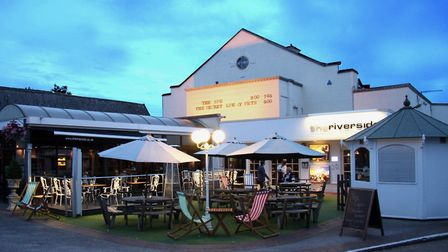 The Riverside Theatre, in Woodbridge Picture: ARCHANT