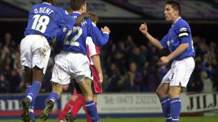Ten-man Ipswich staged a superb fightback to beat high-flying Sheffield United in February 2003