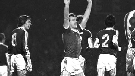 Kevin Beattie is Ipswich Town's greatest-ever player