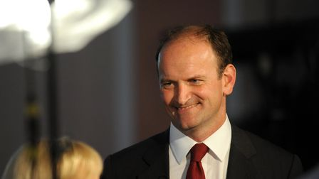 Former Ukip MP for Clacton Douglas Carswell Picture: ARCHANT