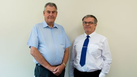 David Redhead and Chris Parker, Tex Holdings