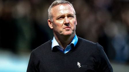 Ipswich manager Paul Lambert has brought added confidence to Downes' game. Picture: STEVE WALLER