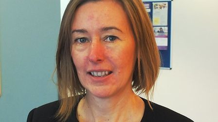 Sam Hepplewhite, chief officer of North East Essex CCG Picture: NORTH EAST ESSEX CCG