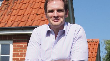 Dr Dan Poulter works as a mental health doctor alongside his duties as an MP. Picture: LIBRARY
