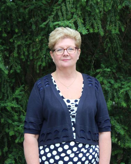 West Suffolk Hospital's chief operating officer, Helen Beck Picture: WSFT
