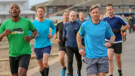 Parkrun records have been broken across the county Picture: SIMON HOWLETT