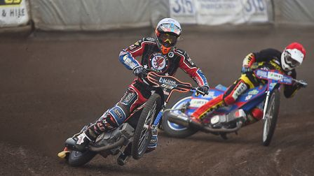 Jake Allen will join Danny King at the Ipswich Witches in 2019. Picture: IAN BURT