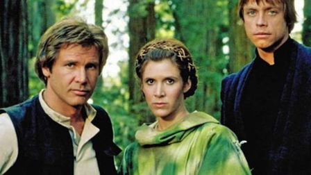 Return of the Jedi, the third original Star Wars film gets an outing this Christmas a week before th