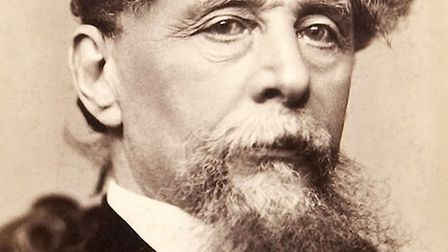 Charles Dickens in later life Picture: Jeremiah Gurney/WIKIMEDIA COMMONS