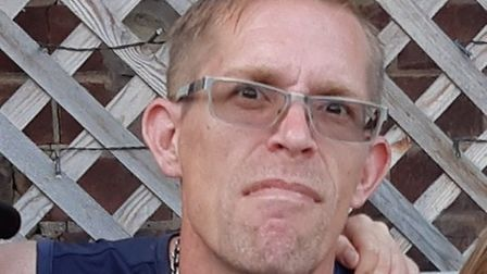 David Cotterell was last seen in Bury St Edmunds at 11am on Saturday night. Picture: SUFFOLK CONSTAB
