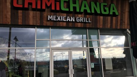 The now-closed ChimiChanga at Freeport, Braintree, which was one of the victims of 2018