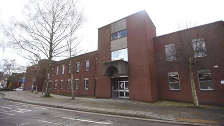 Michael Holton will appear at Ipswich Magistrates' Court charged with two sexual offences Picture: A
