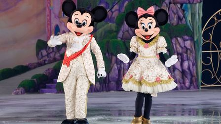 Experience a magical day of Disney with the help of Galloway Coach Travel PICTURE: Feld Entertainmen