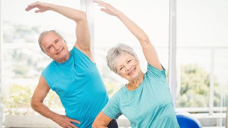 Nope - I'm not doing happy old people exercise. Picture: Getty Images/iStockphoto