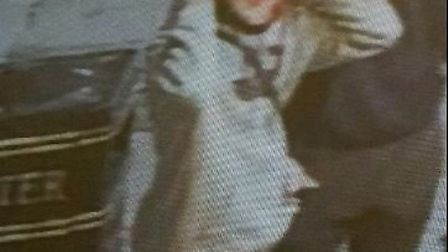 Essex Police want to talk to this man in relation to an assault in Colchester. Picture: ESSEX POLICE