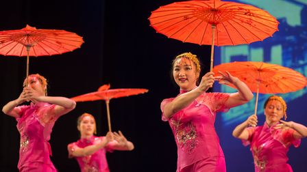 Chinese New Year Gala at the Mercury Theatre in Colchester in 2018. Picture: SILVER SHUTTER PHOTOGRA