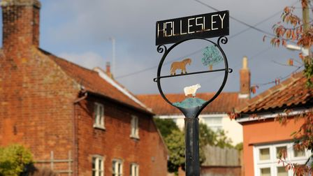 Hollesley has been suffering repeated short power cuts Picture: SIMON PARKER