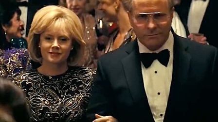Amy Adams and Christian Baler star in Vice, the story of Dick Cheney's role in the Presidency of Geo