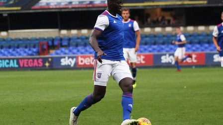 Josh Emmanuel has spent the last two seasons out on loan. Picture: ROSS HALLS