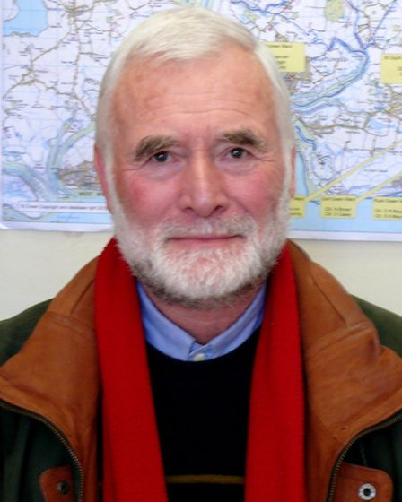 """Tendring councillor Mick Skeels was """"delighted"""" that the initiative would continue Picture: TENDRING"""