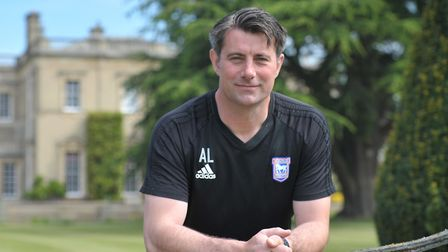 Alan Lee, has taken on a voluntary coaching and development role at Bury Town FC. Picture: SARAH LU