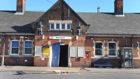 Manningtree Train Station Picture: ARCHANT