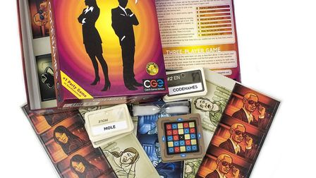 Codenames looks set to be popular this Christmas. Picture: ZATU GAMES