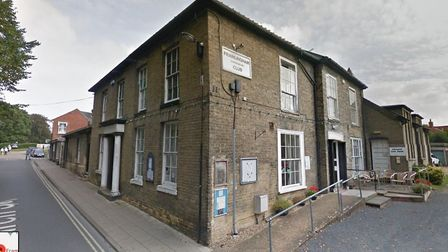 Framlingham Conservative Club from Google Streetview Picture: GOOGLE MAPS