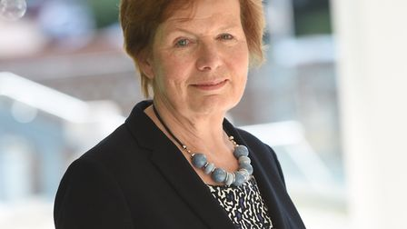 Mary Evans plans to hold talks with utility firms over the length of road closures in Suffolk Pictur
