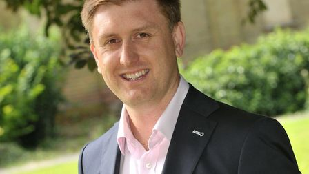 Dr Ed Garratt is the chief officer at Ipswich and east Suffolk CCG and west Suffolk CCG Picture: BEN